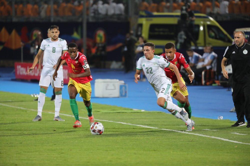 ?CAN 2019 (1/8è), Algérie – Guinée (3-0) : les Fennecs ont fait danser le Syli national