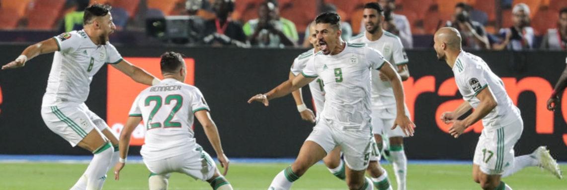 Finale – CAN2019 : But de Baghdad Bounedjah