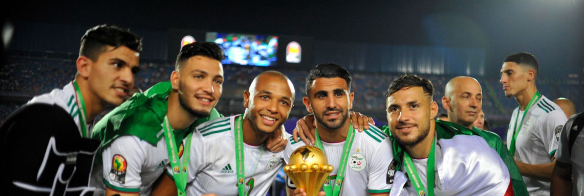 Qatar : Brahimi nouveau joueur d'Al Rayyane