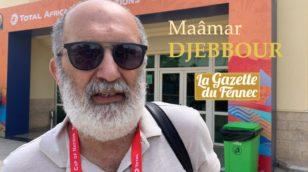 """Maâmar Djebbour : """"Qu'importe le résultat, bravo à l'équipe d'Algérie !"""""""