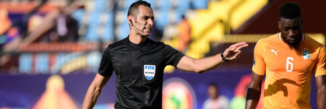 Coupe du monde 2022: l'arbitre Mustapha Ghorbal en stage à Doha