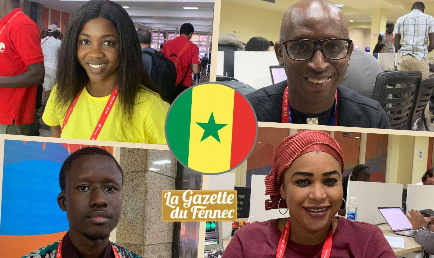 journalistes senegalais itw