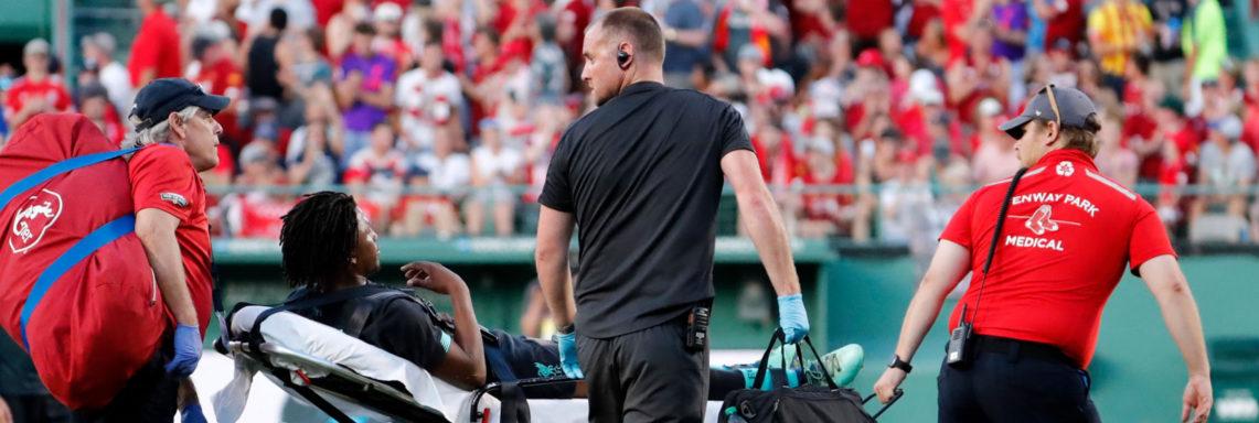 Larouci sorti sur blessure a reçu les éloges de Klopp