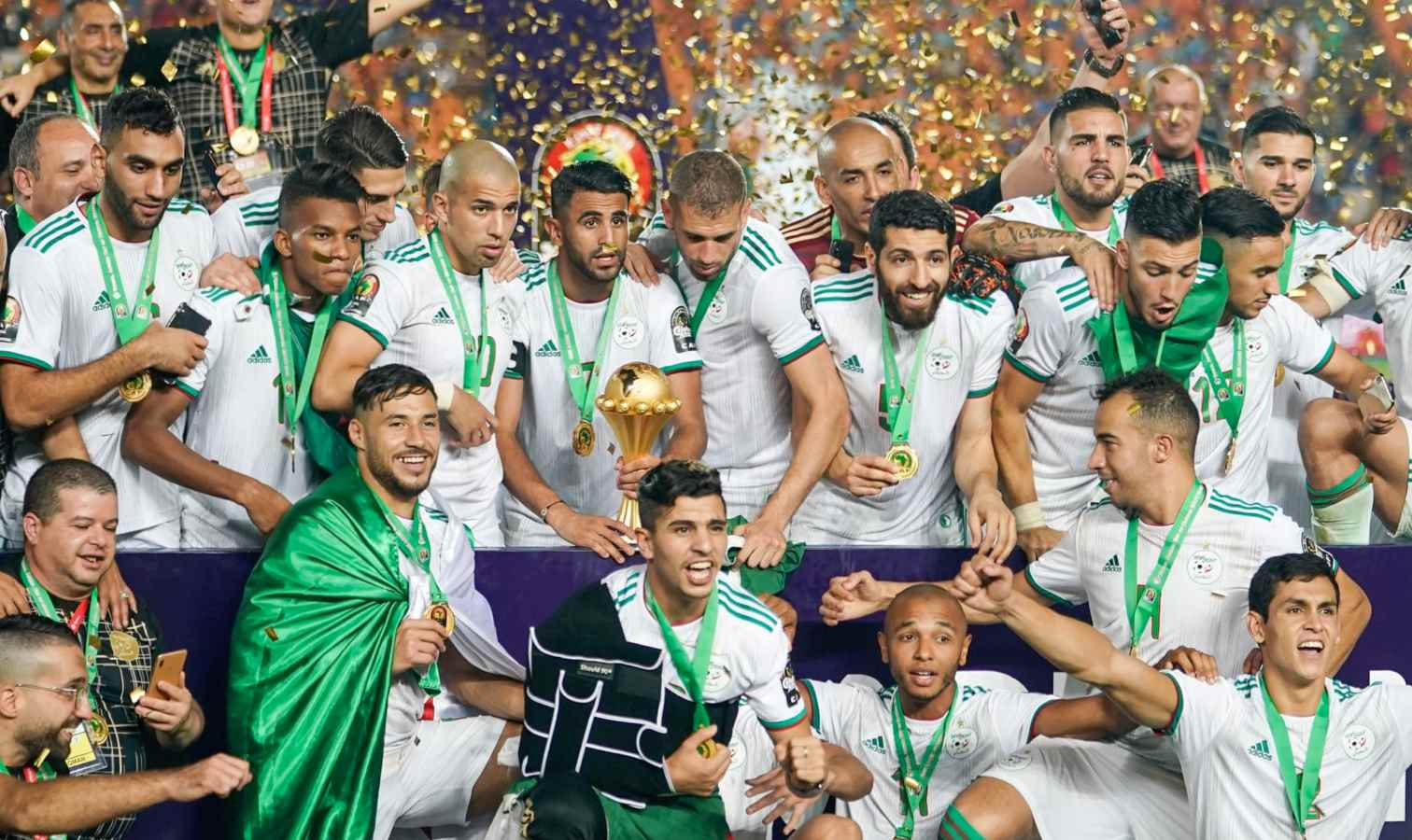 Equipe D Algerie Calendrier.Can 2021 Wc 2022 Le Calendrier Complet Des Eliminatoires