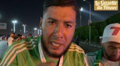 """Vidéo : le message poignant de Salim le """"Supporter Fou"""" aux joueurs algériens !"""