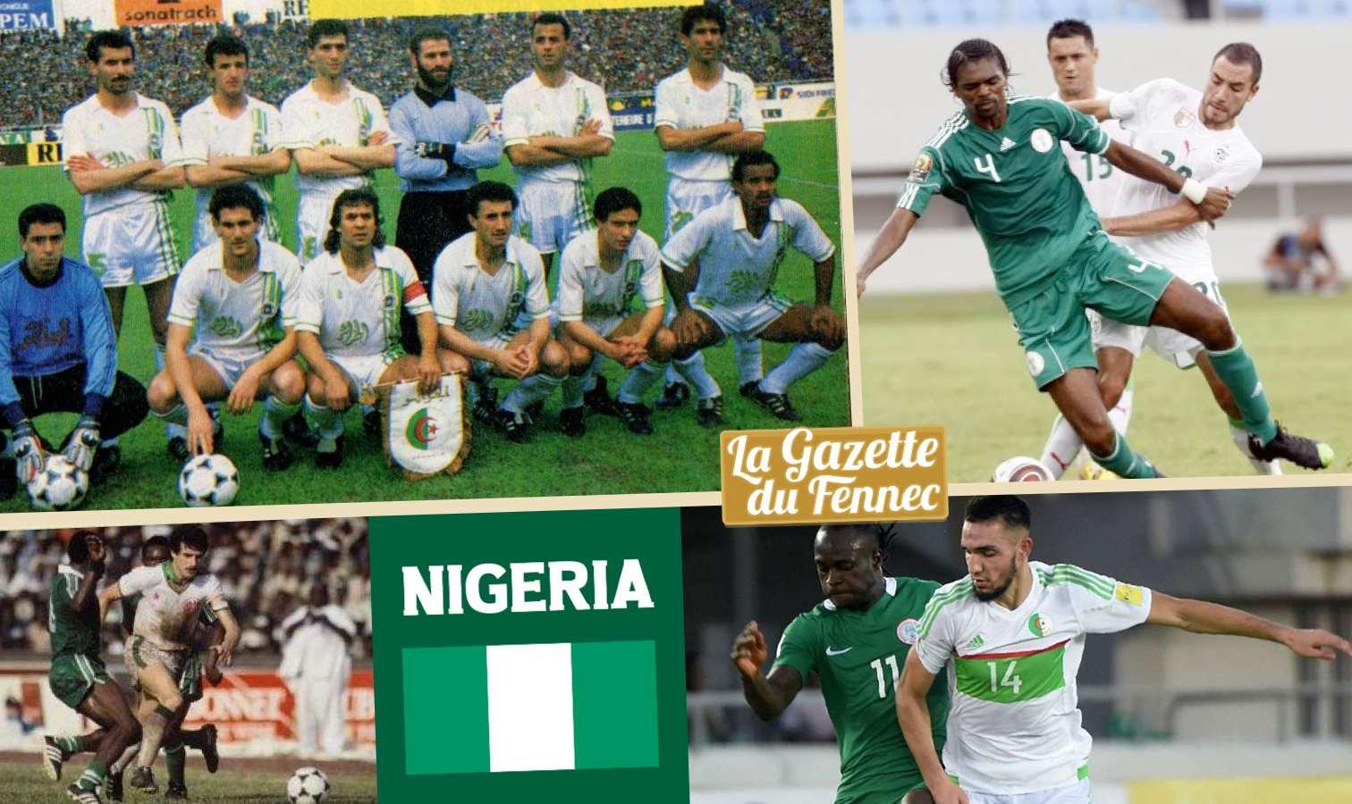 nigeria algerie