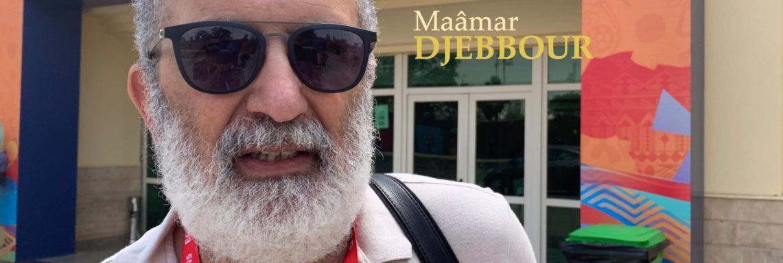 """Maâmar Djebbour : """"Qu'importe le résultat, bravo à l'Algérie !"""""""
