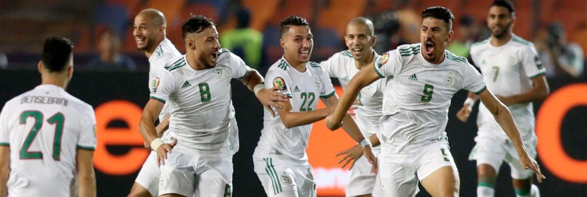 L'Algérie ne disputera pas la défunte Coupe des Confédérations FIFA !