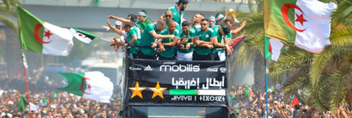 Vidéo : les émotions du sacre de l'Algérie à la CAN 2019