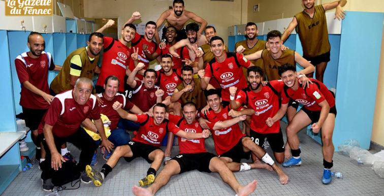LDC (Tour préliminaire aller) : L'USM Alger s'impose face à Sonidep (2-1)