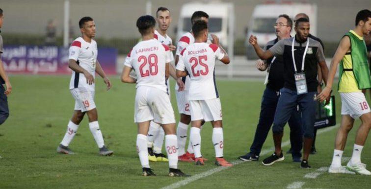 Coupe arabe (2e journée) : JS Saoura 1-0 Djibouti Télécom