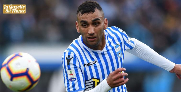 Serie A : Mohamed Fares victime d'une méchante blessure !