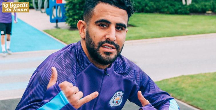 Man City : Mahrez retenu face aux Hammers
