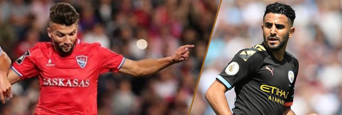 Programme #2: Halliche reçoit Naidji, Mahrez face aux Spurs