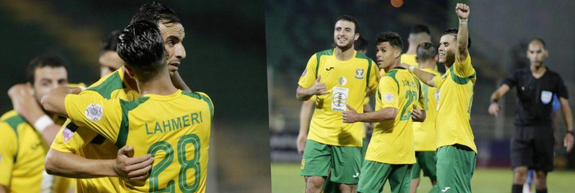 Coupe arabe : la JS Saoura écrase un club comorien 5-0 !