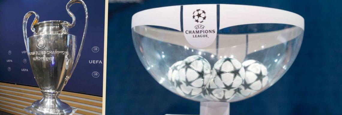 UEFA C1 : Manchester City affrontera le Real Madrid en 8èmes !