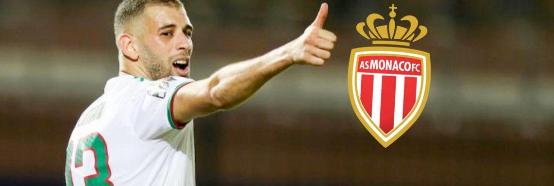 Mercato : Slimani passe sa visite médicale à Monaco !
