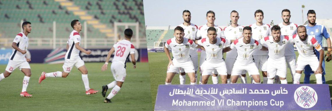 Coupe arabe : JS Saoura 1-0 Djibouti Télécom