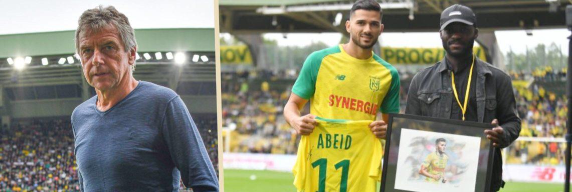 """Gourcuff : """"Abeid est une très bonne recrue pour le FC Nantes"""""""