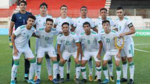 Coupe arabe U20 : 25 joueurs convoqués pour un stage de préparation