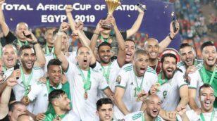 L'Algérie, première nation au monde avec le plus de matchs sans défaite