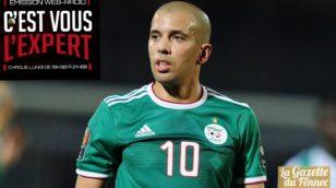 """Sofiane Feghouli : """"J'ai encore faim de titres avec l'Algérie, on doit viser haut"""""""