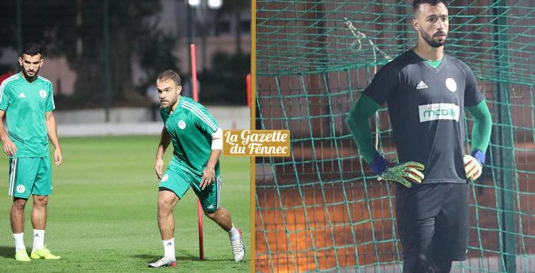 A': Moussaoui et Koudri à la rescousse !