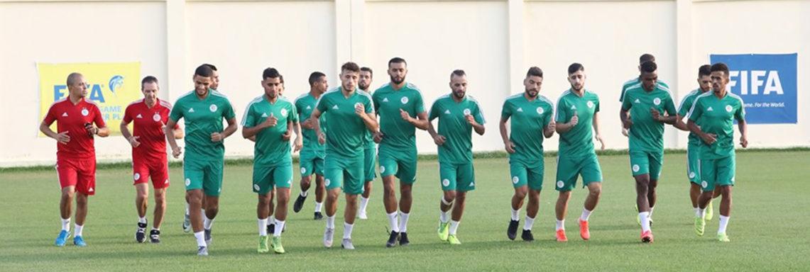 Qualification CHAN-2020 (aller) : Algérie-Maroc, ce samedi à Blida (20h45)