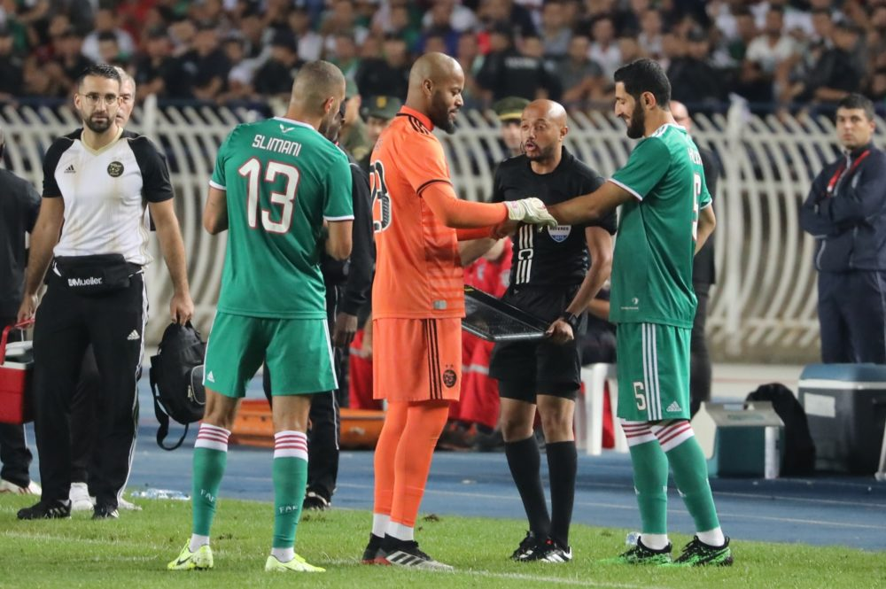 ?Algérie-Bénin (1-0) : retrouvailles avec le 5 Juillet et les adieux de Halliche
