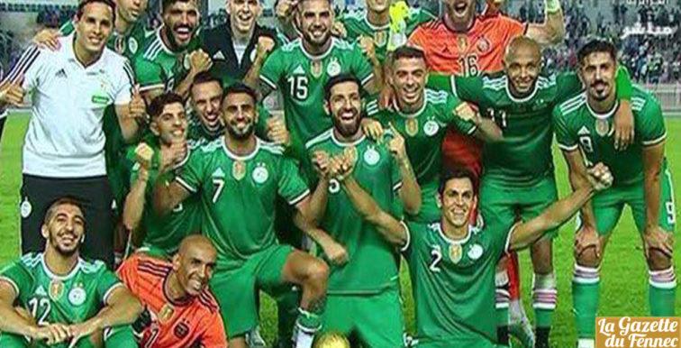 Algérie-Bénin (1-0) : une victoire à la maison pour célébrer le titre