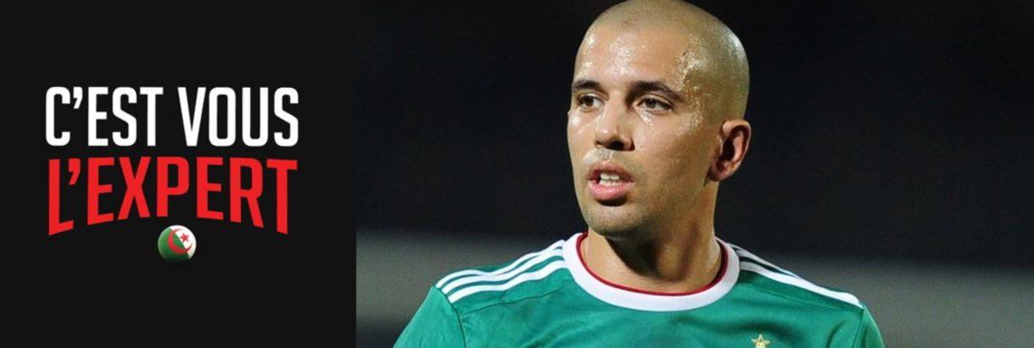"Sofiane Feghouli : ""J'ai encore faim de titres avec l'Algérie"""