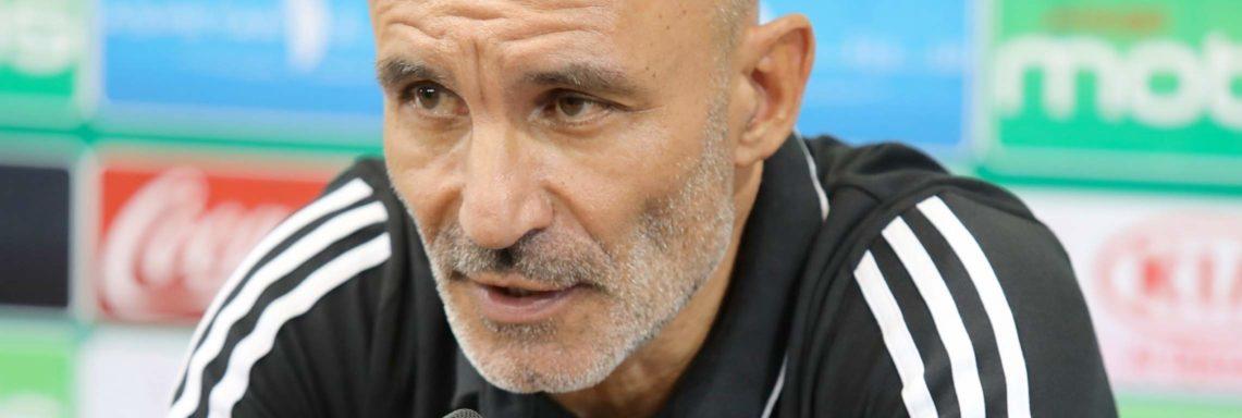 """Ludovic Batelli : """"Belmadi et moi on a les mêmes points de vue"""""""""""