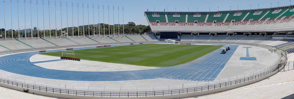 Stade du 5-juillet: fermeture pour deux mois