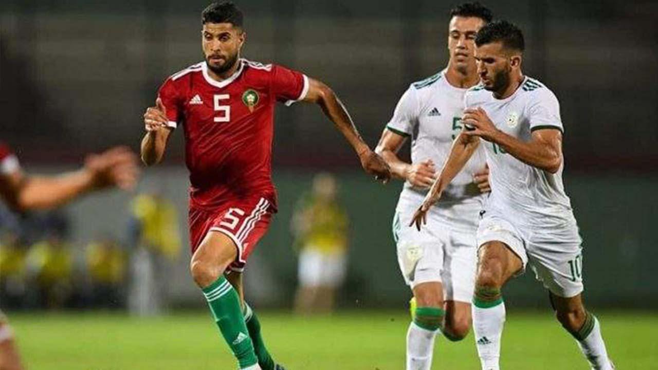 À quelle heure et sur quelle chaîne — Maroc-Algérie
