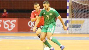 Éliminatoires CAN-2020 Futsal (aller) : Défaite de l'Algérie face à la Libye (2-5)