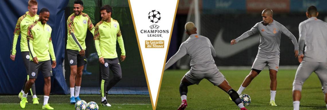 LDC UEFA : Mahrez titulaire, Feghouli remplaçant face au Real