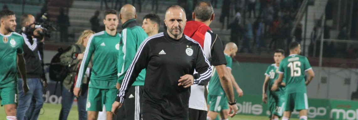 Belmadi : « On s'attend à un match compliqué face au Botswana »