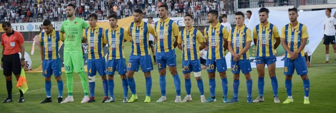 Ligue 1 : le Paradou AC accroché par le NC Magra (1-1)