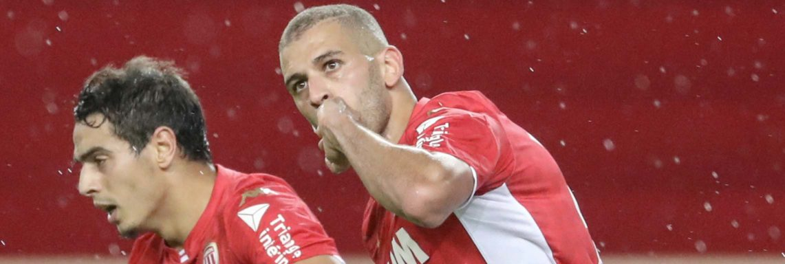 AS Monaco : Les stats folles de Slimani !