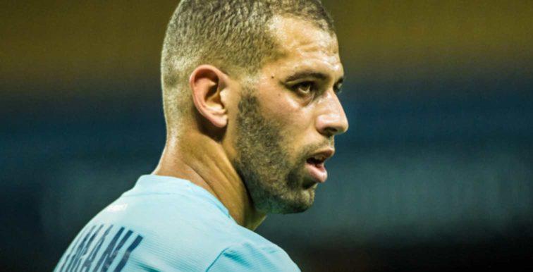 Monaco : Slimani prêt contre Dijon ce samedi