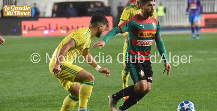 Classico : La JS Kabylie étrille le Mouloudia d'Alger (3-0)