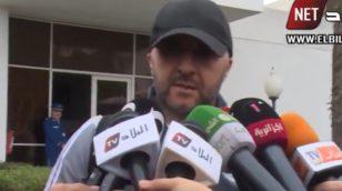 """Belmadi : """"Mission accomplie malgré les conditions déplorables"""""""