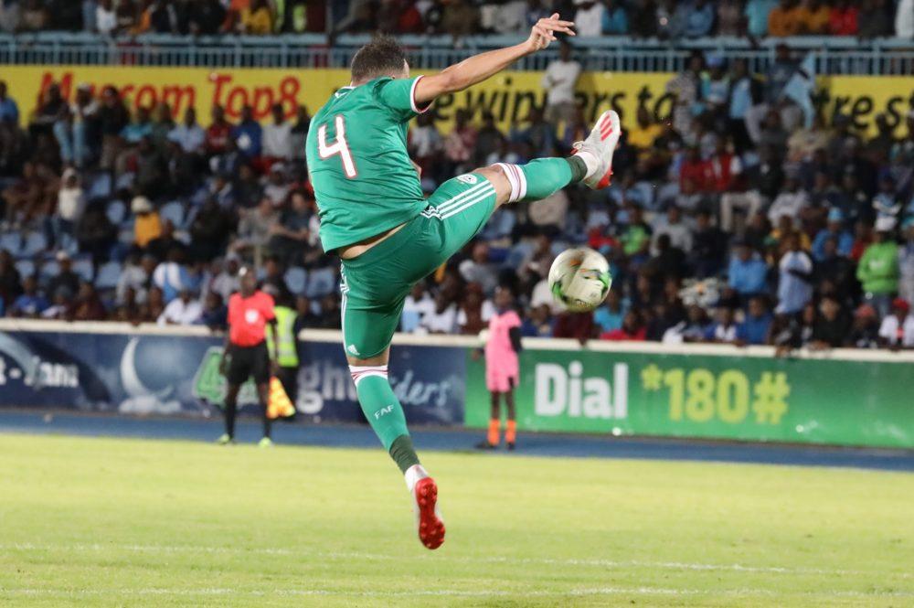 ?Botswana-Algérie (0-1) : sur un éclair de Belaïli