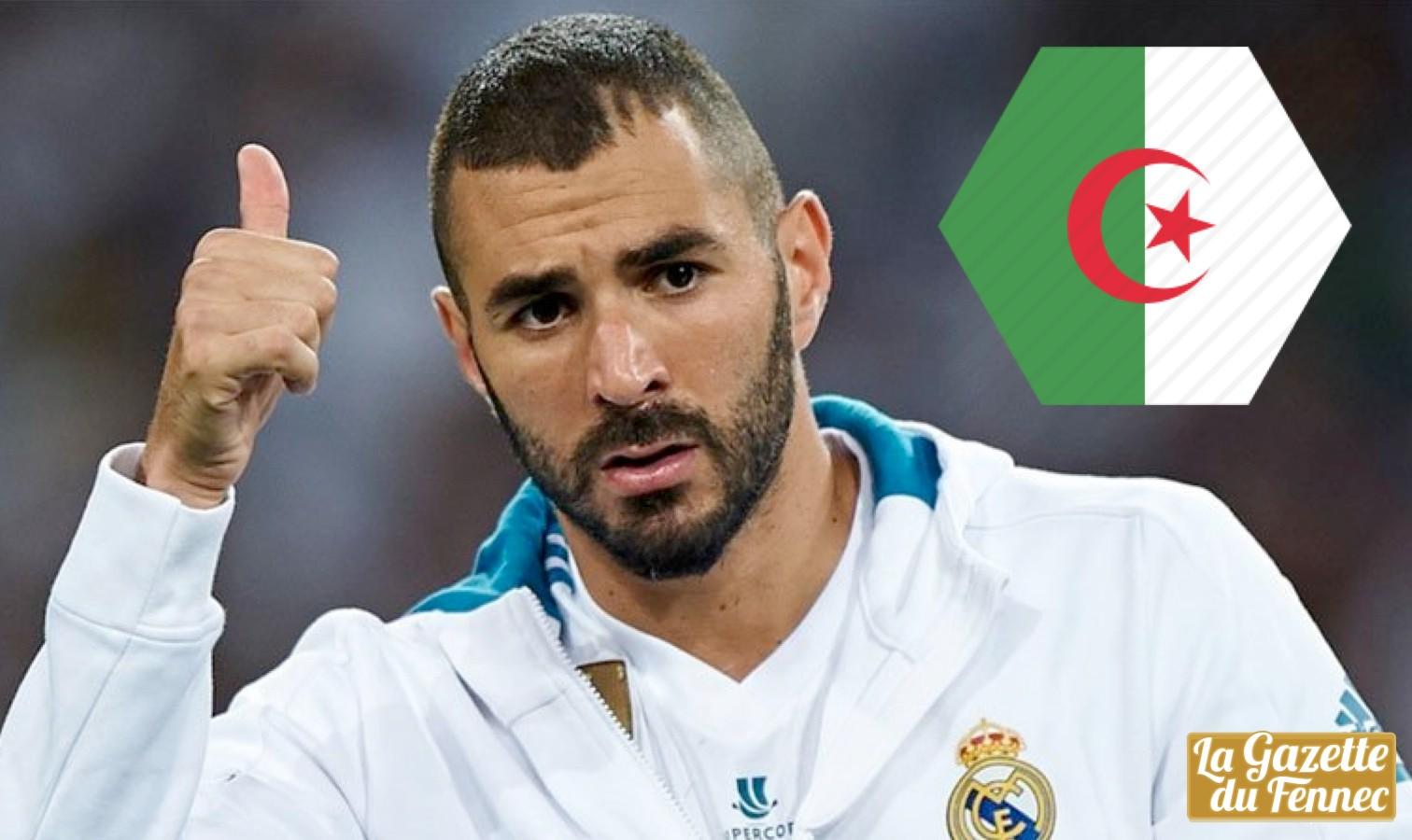 benzema algerie