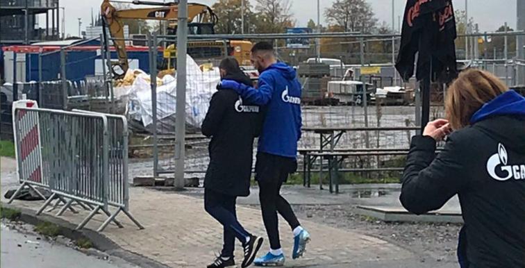 Schalke : Bentaleb reprend l'entraînement