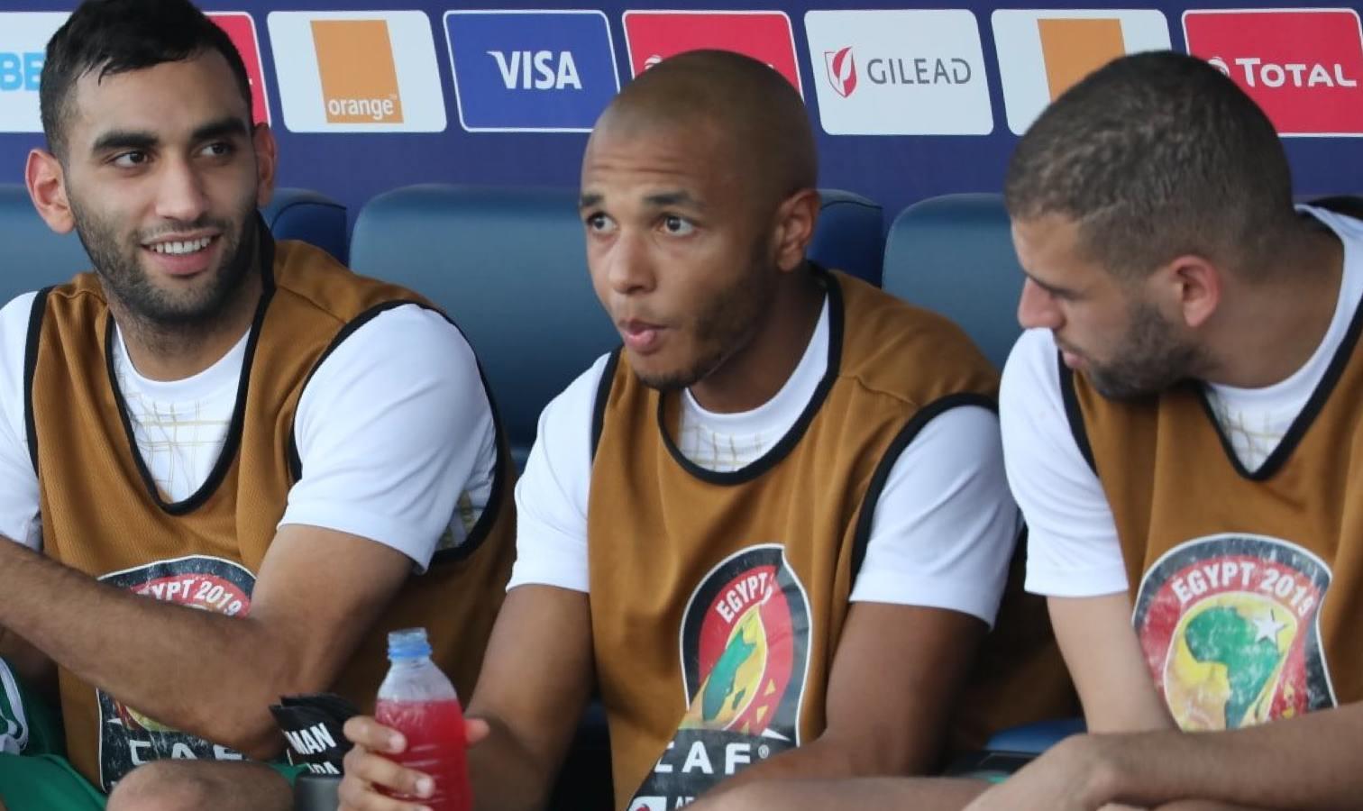 CAN 2021 - Algérie : Brahimi écarté, Belkebla rappelé, première pour Spano