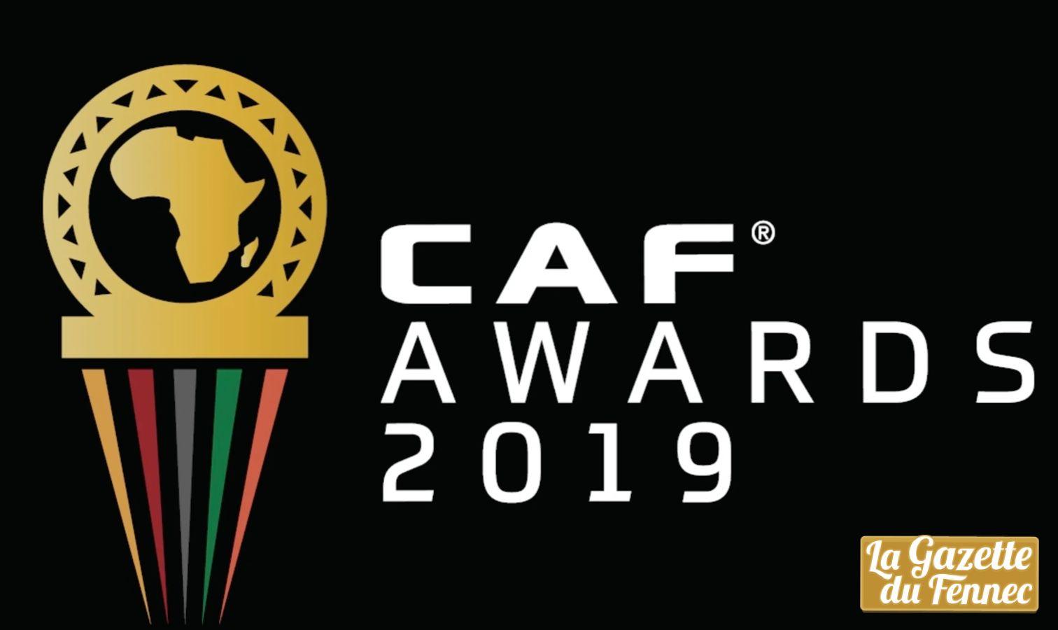 Des nouvelles catégories de récompenses — CAF Awards