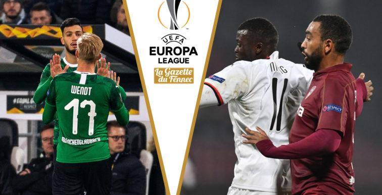 Europa League : Omrani solide vainqueur, Bensebaini entré à la 85'