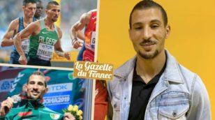 Taoufik Makhloufi : « Cette médaille d'argent vaut du diamant à mes yeux »
