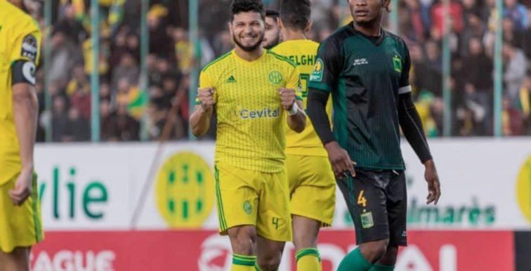 LDC CAF – 1ère journée : La JSK domine l'AS Vita Club du Congo (1-0)